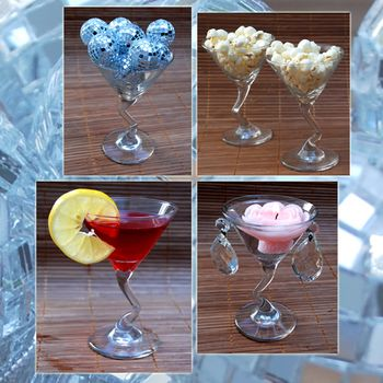 4 Martini Glasses for Repurposing copy