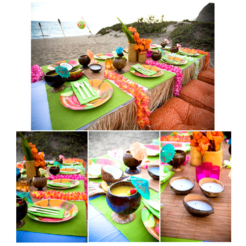 Graduation Luau All Things For All Parties