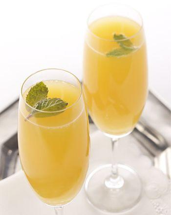 Lemon mimosa