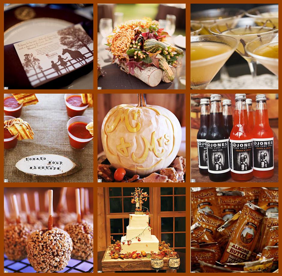 fall wedding ideas copy