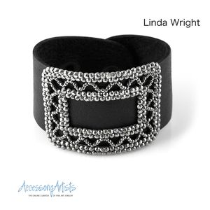 Linda Wright Vintage Buckle