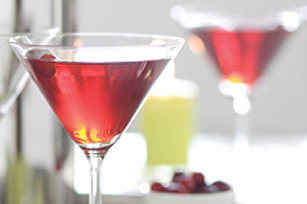 Double-Berry Martini Image