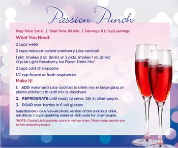 Passion Punch Recipe