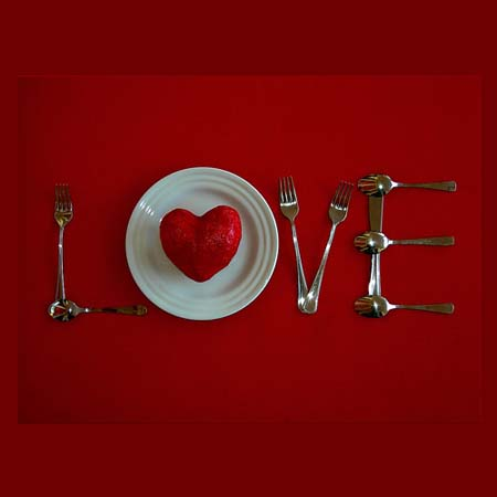 Romantic-valentines-dinner