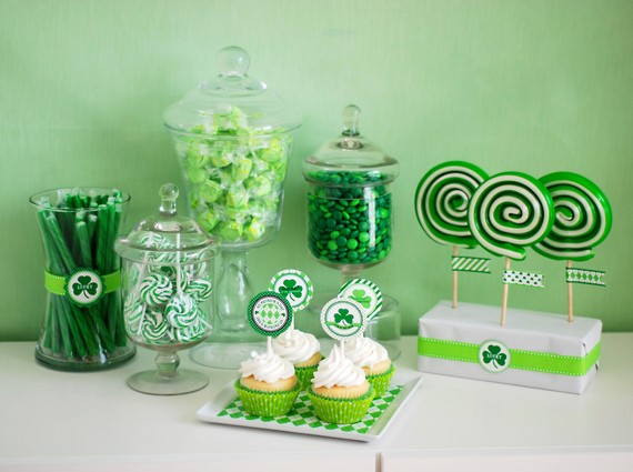 St Patrick S Day Party Decorations All Things For All Parties
