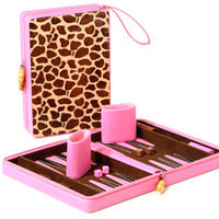 Toss_giraffe_pony_backgammon_game